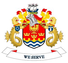 Official logo of Metropolitan Borough of North Tyneside