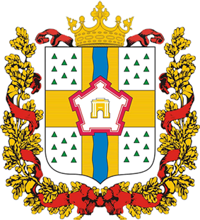 Coat of arms of Omsk Oblast