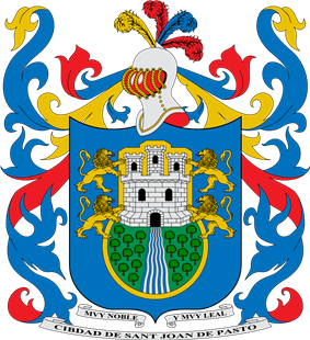 Coat of arms of Pasto