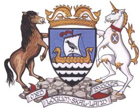 Coat of arms of Shetland