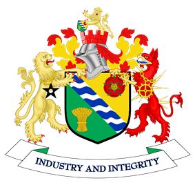 Official logo of Borough of Tameside