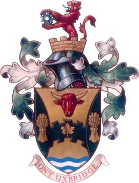 Coat of arms of Uxbridge