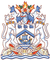 Coat of arms of West Vancouver