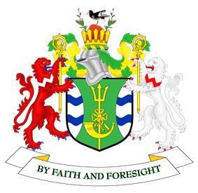 Official logo of Metropolitan Borough of Wirral