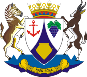 Coat of arms of Western Cape