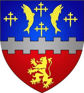 Coat of arms of Pétange