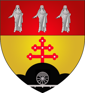 Coat of arms of Troisvierges