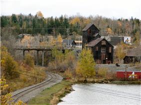 Historic mines in Cobalt
