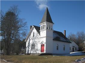Cochecton Center Methodist Episcopal Church