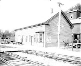 Cochecton Railroad Station