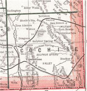 alt = Cochise County in the Old West