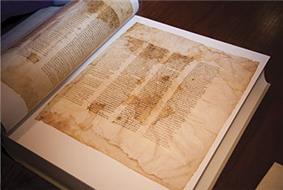 Codex Sinaiticus Facsimile