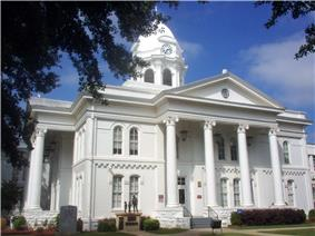 Colbert County Courthouse Square Historic District