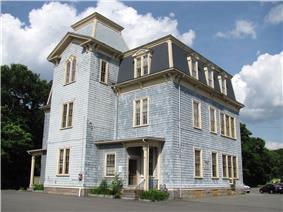 Colburn School-High Street Historic District
