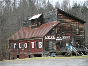 Cold Brook Feed Mill