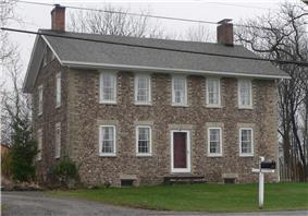 Cole Cobblestone Farmhouse