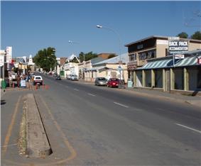 Colesberg Main Street