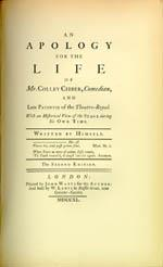 A book's title page inscribed