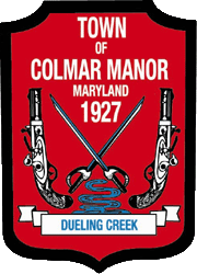 Official seal of Colmar Manor, Maryland