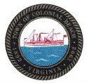Official seal of Colonial Beach, Virginia