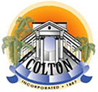 Official seal of City of Colton