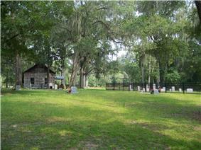 Falling Creek Methodist Church and Cemetery