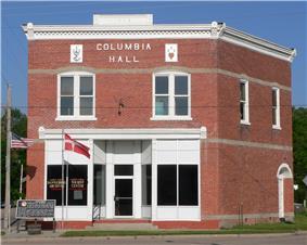 Columbia Hall