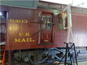 Combination Baggage and Mail Car No. 5403