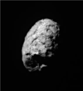 Comet Wild 2 visited by Stardust probe