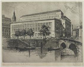 Commerz- und Disconto-Bank Hamburg 1874, branch in Hamburg