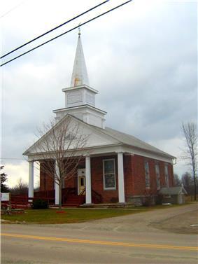 Congregational Church of Grand Isle