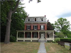 Conkey-Stevens House