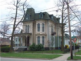 Conklin Mountain House