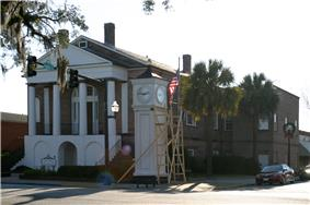 Old Horry County Courthouse