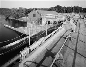 Cooke Hydroelectric Plant