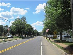 Cookstown, an unincorporated community within New Hanover Township
