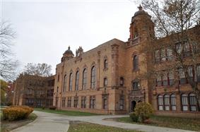 Thomas M. Cooley High School