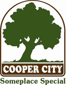 Official logo of Cooper City, Florida