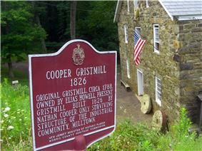 The Cooper Mill at Black River County Park