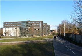 CBS, Solbjerg Plads