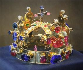 Copy of the Bohemian Crown