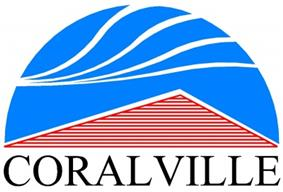 Official seal of Coralville, Iowa