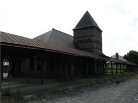 Coraopolis Railroad Station