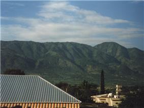 Central Range from Jarabacoa
