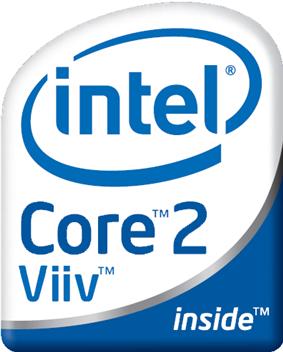New Viiv logo