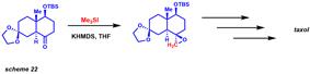 corey-chaykovsky total synthesis example