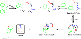 mechanism of Corey-Nicolaou macrolactonization