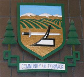 Official seal of Cormack