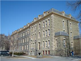 Morrill Hall, Cornell University