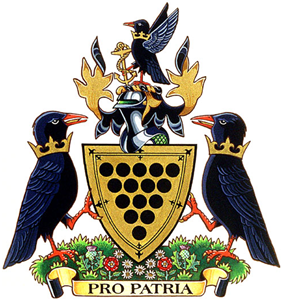 Coat of arms of Cornwall